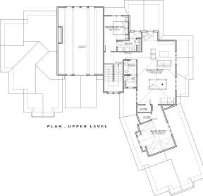 Second Floor for House Plan #5829-00026