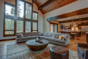 Mountain Rustic  House Plan #5829-00026 Additional Photo