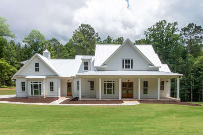 4 Bed, 3 Bath, 2993 Square Foot House Plan - #8594-00004