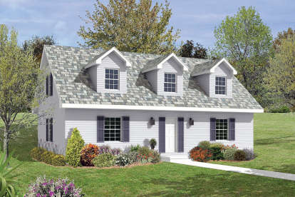4 Bed, 2 Bath, 1705 Square Foot House Plan - #5633-00350
