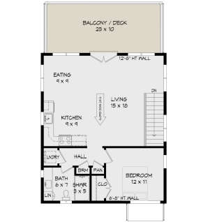 Main Floor for House Plan #940-00156