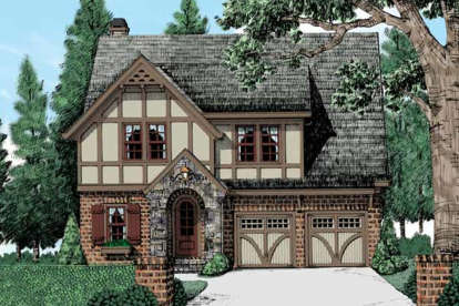 4 Bed, 3 Bath, 2806 Square Foot House Plan #8594-00204