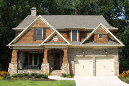 3 Bed, 3 Bath, 2850 Square Foot House Plan - #699-00147