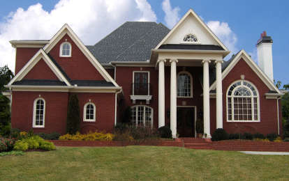 5 Bed, 5 Bath, 4821 Square Foot House Plan - #699-00218