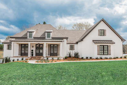 3 Bed, 2 Bath, 2854 Square Foot House Plan #041-00195