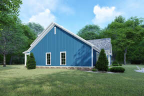 Modern Farmhouse House Plan #8318-00126 Elevation Photo