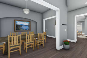 Ranch House Plan #425-00009 Additional Photo