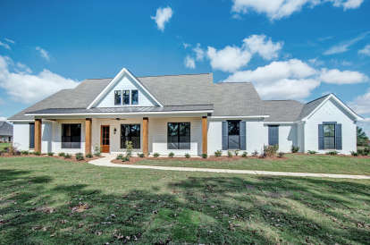 4 Bed, 2 Bath, 2677 Square Foot House Plan - #9279-00004