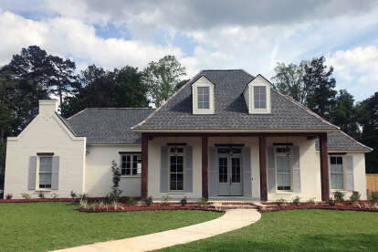 4 Bed, 3 Bath, 3073 Square Foot House Plan - #4534-00026
