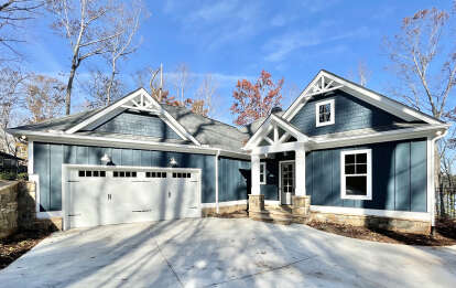 4 Bed, 4 Bath, 2944 Square Foot House Plan - #286-00108