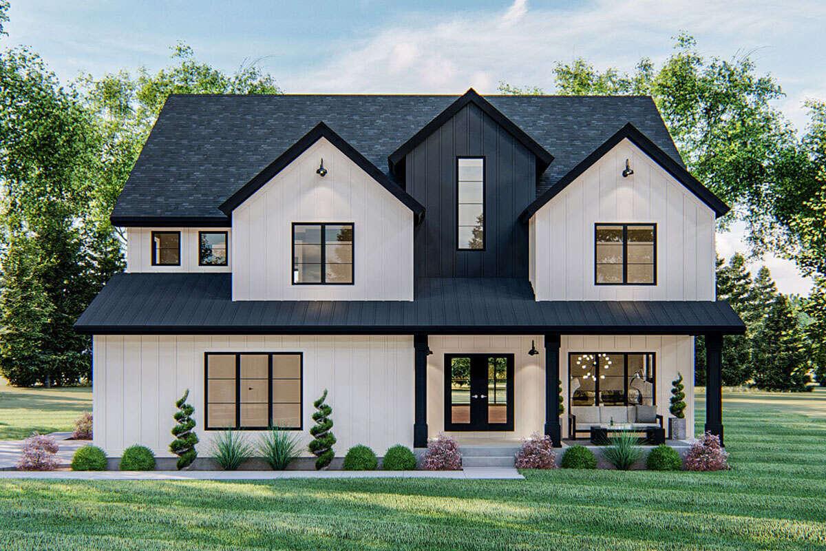 House Plan 963