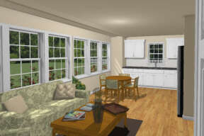 Cottage House Plan #1502-00007 Additional Photo