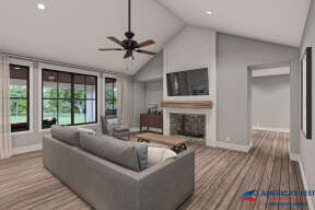 Modern Farmhouse House Plan #9401-00111 Additional Photo