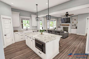 Craftsman House Plan #4534-00037 Additional Photo