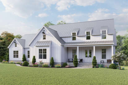 3 Bed, 2 Bath, 2793 Square Foot House Plan - #699-00284
