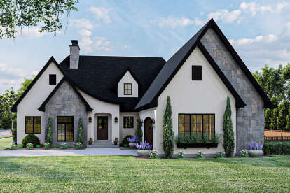 Tudor Style House Plans European Floor Plan Collection Designs