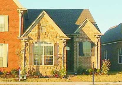 2 Bed, 3 Bath, 1767 Square Foot House Plan - #053-00250