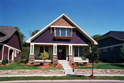 1 Bed, 1 Bath, 1665 Square Foot House Plan - #098-00004