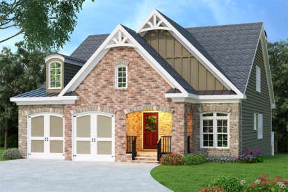 3 Bed, 2 Bath, 2365 Square Foot House Plan - #009-00129