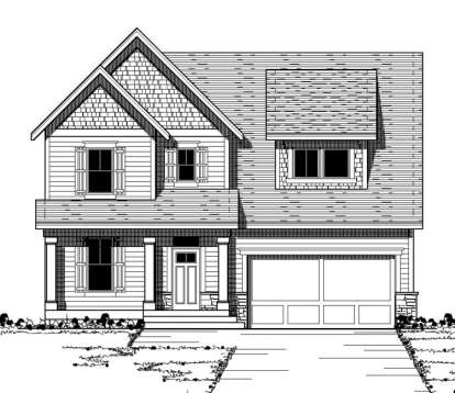 3 Bed, 2 Bath, 2516 Square Foot House Plan - #098-00099
