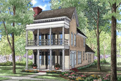 3 Bed, 2 Bath, 2177 Square Foot House Plan #110-00148