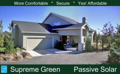 2 Bed, 2 Bath, 1906 Square Foot House Plan #192-00023