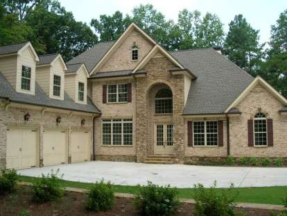 4 Bed, 4 Bath, 4196 Square Foot House Plan - #286-00003