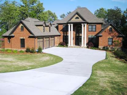 4 Bed, 4 Bath, 3182 Square Foot House Plan #286-00014