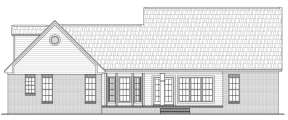 Traditional House Plan #348-00175 Elevation Photo