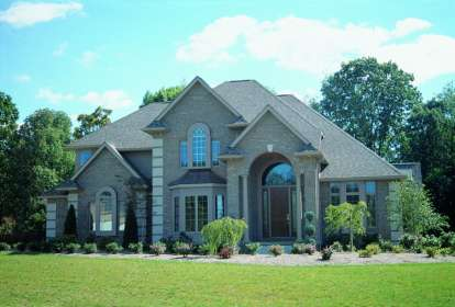 4 Bed, 2 Bath, 3775 Square Foot House Plan - #402-00210