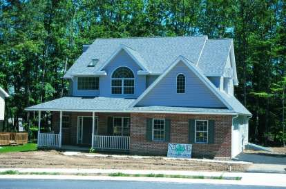 4 Bed, 2 Bath, 2364 Square Foot House Plan - #402-00585