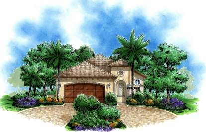 3 Bed, 2 Bath, 1801 Square Foot House Plan - #575-00002