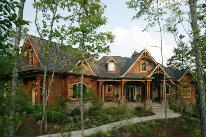 Rustic House Plans | Mountain Home & Floor Plan Designs on