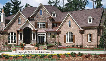 4 Bed, 4 Bath, 3944 Square Foot House Plan - #699-00014