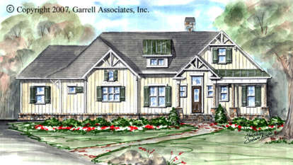 3 Bed, 2 Bath, 2451 Square Foot House Plan - #699-00016