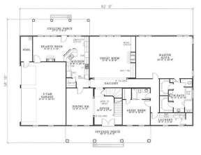 Floorplan 1 for House Plan #110-00303