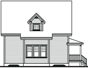 Country House Plan #034-00119 Elevation Photo