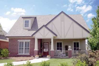 3 Bed, 2 Bath, 1933 Square Foot House Plan - #110-00449