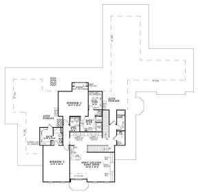 Floorplan 2 for House Plan #110-00631