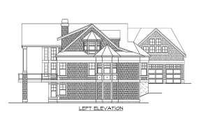 Luxury House Plan #341-00286 Additional Photo