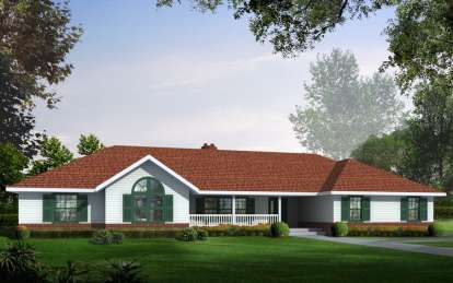 3 Bed, 2 Bath, 2270 Square Foot House Plan - #692-00211