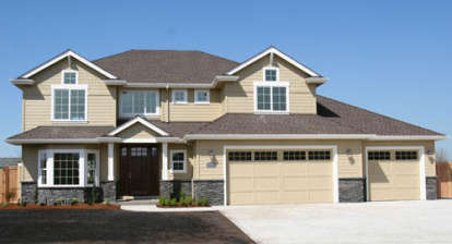 4 Bed, 2 Bath, 2887 Square Foot House Plan - #035-00181
