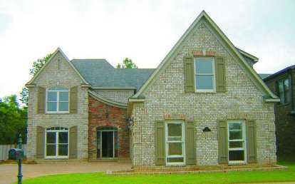 4 Bed, 3 Bath, 3594 Square Foot House Plan - #053-00928
