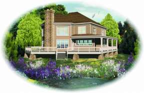 Country House Plan #053-00985 Additional Photo