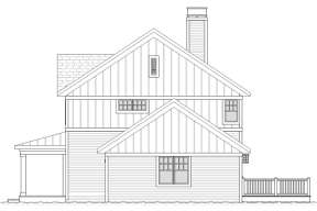 Southern House Plan #1637-00029 Elevation Photo