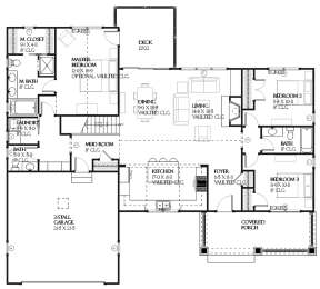 Main for House Plan #1637-00045