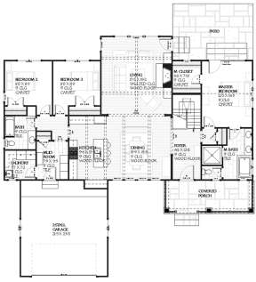 Main for House Plan #1637-00061