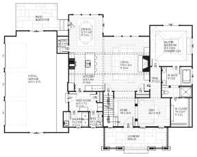 Main for House Plan #1637-00067