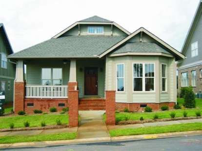 2 Bed, 2 Bath, 2379 Square Foot House Plan - #053-01543