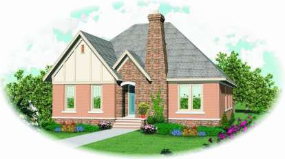 3 Bed, 2 Bath, 2494 Square Foot House Plan - #053-01787